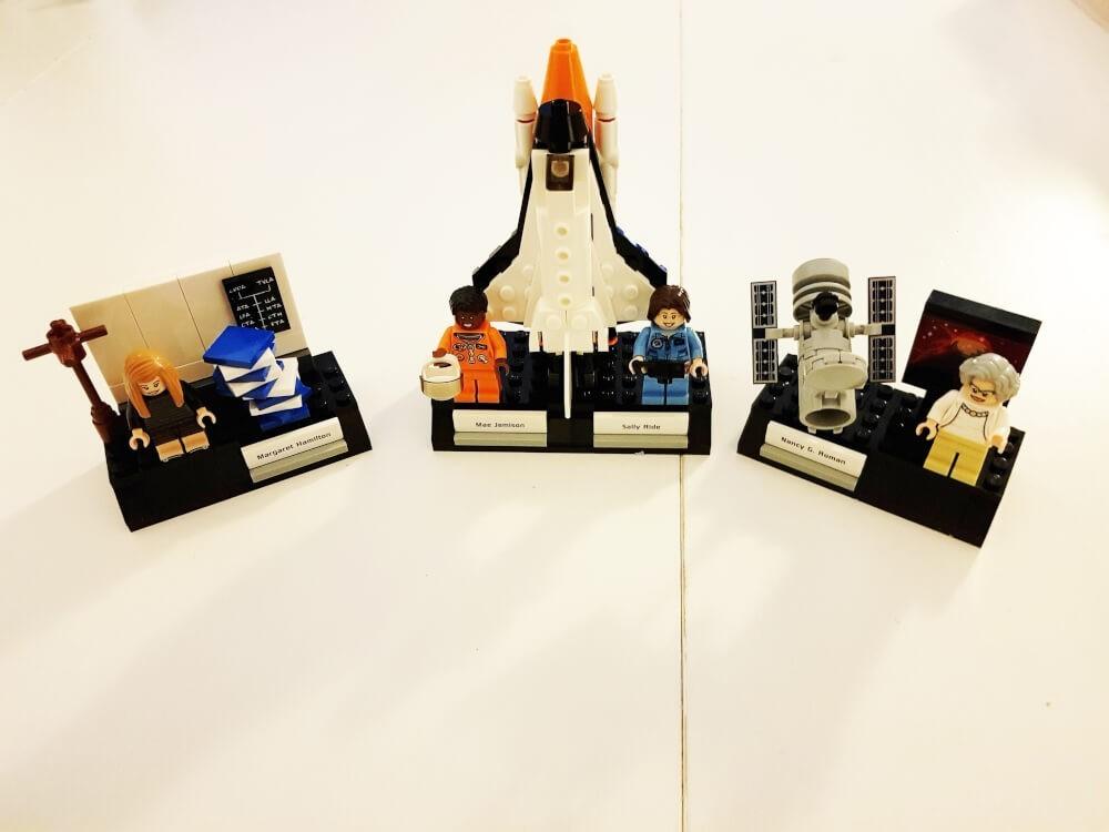 LEGO Ideas 21312 Women of NASA