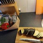 HelloFresh Shakshuka aubergine