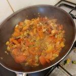 HelloFresh groente stoven