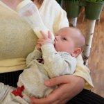 Wat doe je tijdens het voeden van je baby?