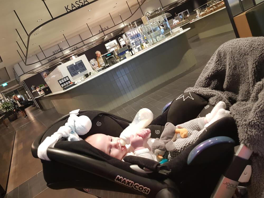 Krijgt onze baby vroeg tandjes?