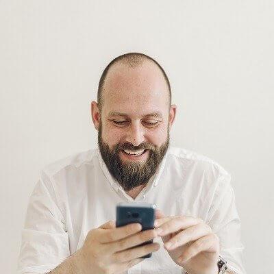 Rob van Laere Samsung S8