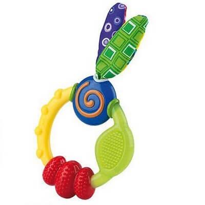Speelgoed kind onder 1 jaar