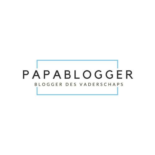 Papablogger een Professionele huisstijl