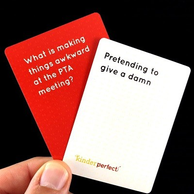 KinderPerfect Cards