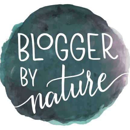 Blogger By Nature Logo