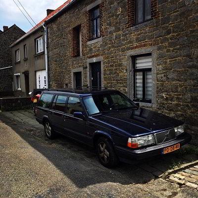 Volvo gezinsauto