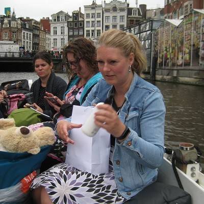 De Goodiebag op de Blogboot