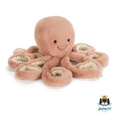 Origineel Kraamcadeau - Jelly Cat Octopus