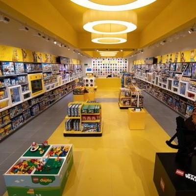 LEGO winkel Nederland