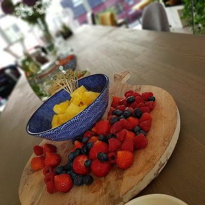 Ook fruit past maar beperkt in een ketogeen dieet
