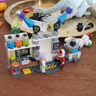 LEGO Hidden Side J.B.'s Spooklab