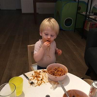 Bord niet leeg eten is geen probleem