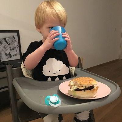 Maak je niet druk als je kind het bord niet leeg eet