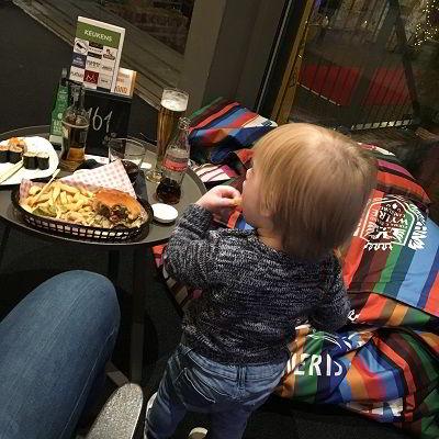 Kindvriendelijk eten bij Foodhall Breda