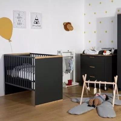 Kinderkamer inrichten baby