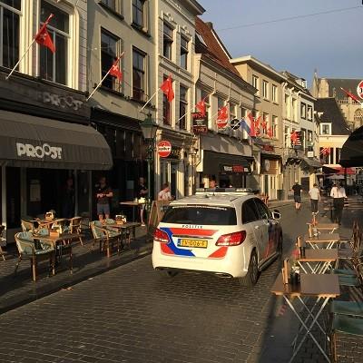 Controle naleven regels horeca Breda
