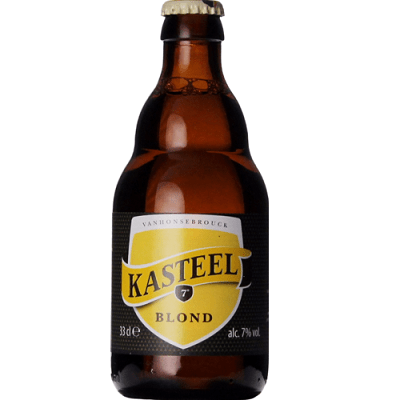 Blond Bier Kasteel Blond