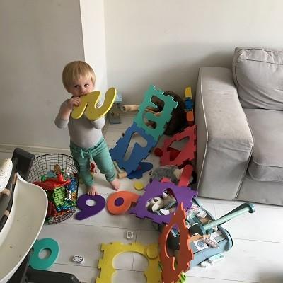 woonkamer meubels babyproof maken