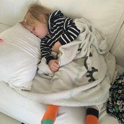 Slaapritme kind na beeindigen relatie