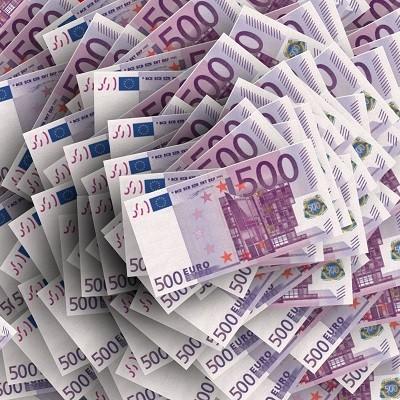 Geld in een oude sok