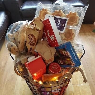 Kerstpakket voor mensen die het minder hebben