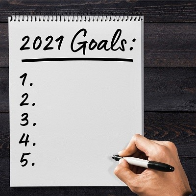 Doelen stellen 2021