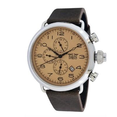 Horloge als sieraad mannen