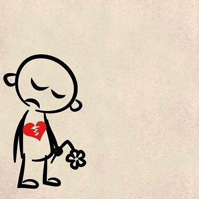 Single op valentijnsdag