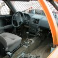 auto interieur slijtage