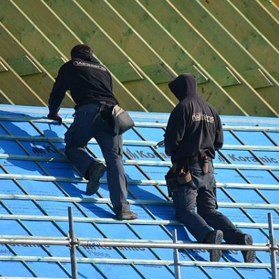Hoe werk je veilig op het dak,dakdekkers,veilig op het dak werken